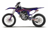 KIT DECO 2D MOST BLEU KTM EX-C SERIES 2001-2019 kit deco