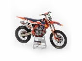 MAQUETTE MOTO CROSS  1:12ème KTM SX-F450 2017 Jeffrey Herlings N°84 maquette moto