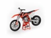 MAQUETTE MOTO CROSS 1:12ème KTM SX-F450 2018 maquette moto