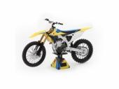 MAQUETTE MOTO CROSS 1:12ème SUZUKI 450 RM-Z 2018 maquette moto