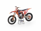 MAQUETTE MOTO CROSS 1:12ème KTM SX-F450 2017 Antonio Cairoli N°222 maquette moto