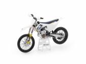 MAQUETTE MOTO CROSS 1:12ème HUSQVARNA 450 FC 2018 maquette moto