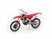 MAQUETTE MOTO CROSS 1:12ème HONDA 450 CRFR-X 2018 maquette moto