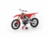 MAQUETTE MOTO CROSS 1:12ème HONDA 450 CRF 2018 maquette moto