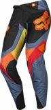 Pantalon Cross FOX 360 Murc Bleu Steel 2019 maillots pantalons