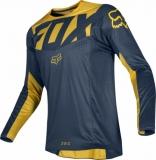 Maillot Cross FOX 360 Kila Navy Jaune 2019 maillots pantalons