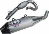 LIGNE ECHAPPEMENTS PRO CIRCUIT T6 KTM 350 SX-F 2016-2018 echappements