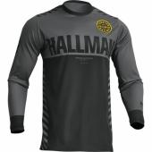 MAILLOT THOR PULSE  FACTOR ACID/TEAL JERSEY maillots pantalons