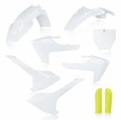 KIT PLASTIQUE FULL ACERBIS HUSQVARNA 65 TC 2017-2019 kit plastiques acerbis