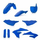 KIT PLASTIQUE FULL ACERBIS  BLEU YAMAHA 65 YZ 2019 kit plastiques acerbis