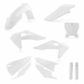 KIT PLASTIQUE FULL ACERBIS BLANC HUSQVARNA TC/FC 2019 kit plastiques acerbis