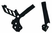 Protection de cadre POLISPORT noir KTM EX-C/EXC-F 2012-2016 proteges cadre