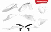 Kit plastiques POLISPORT transparent KTM 350 SX-F 2019 plastique polisport