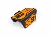 Mousse de guidon S3 Protec orange universel mousse de guidons