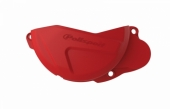 Protection de carter d'embrayage POLISPORT ROUGE HONDA 250 CR-F 2018-2019 protection carter embrayage