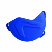 Protection de carter d'embrayage POLISPORT BLEU YAMAHA 250 YZ-F 2014-2019 protection carter embrayage