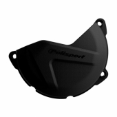 Protection de carter d'embrayage POLISPORT NOIR YAMAHA 450 YZ-F 2011-2019 protection carter embrayage
