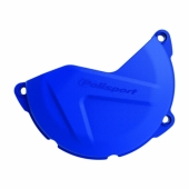 Protection de carter d'embrayage POLISPORT BLEU YAMAHA 450 YZ-F 2011-2019 protection carter embrayage