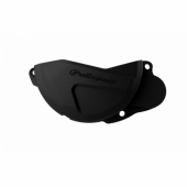 Protection de carter d'embrayage POLISPORT noir HUSQVARNA 250/350 FE 2019 protection carter embrayage