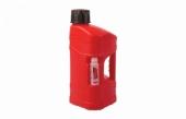 Bidon POLISPORT ProOctane 10L remplissage rapide rouge + melangeur 100ml outillages