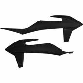 ouies de radiateurs UFO KTM 250 SX 2019 plastiques ufo