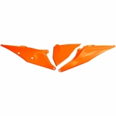 Plaques Latérales Ufo KTM 350 SX-F 2019 plastiques ufo
