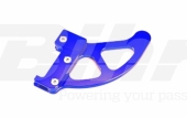 Protège disque arrière ART bleu HUSQVARNA 125/250/300 TE 2014-2017 proteges disque ar