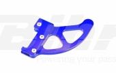 Protège disque arrière ART bleu HUSQVARNA 250/350/450/501 FE 2014-2017 proteges disque ar