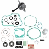 Kit Vilebrequin COMPLET WISECO YAMAHA 85 YZ 2002-2018 bielle embiellage