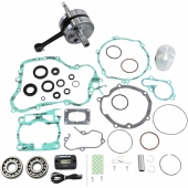 Kit Vilebrequin COMPLET WISECO YAMAHA 125 YZ 1998-2000 bielle embiellage