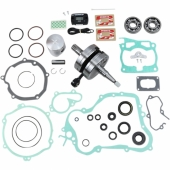 Kit Vilebrequin COMPLET WISECO YAMAHA 125 YZ 2001 bielle embiellage