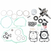 Kit Vilebrequin COMPLET WISECO YAMAHA 250 YZ-F 2003-2004 bielle embiellage