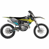 Kit déco BLACKBIRD STEALTH KTM SX/SXF 2016-2018 kit deco