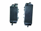 Radiateur oversize Tecnium HUSQVARNA 250 FC 2014-2019 radiateur