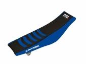 Housse de selle BLACKBIRD Double Grip 3 bleu YAMAHA 65 YZ 2019-2020 housses de selle