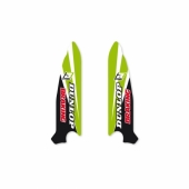 Kit déco protection de fourche Blackbird Kawasaki 125/250 KX 1994-2008 Kit déco protection de fourche