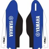 Kit déco protection de fourche FX FACTORY YAMAHA 125/250 YZ 1996-2014 Kit déco protection de fourche
