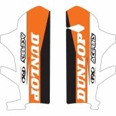 Kit déco protection de fourche FX FACTORY KTM SX/SX-F 2008-2014 Kit déco protection de fourche