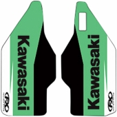 Kit déco protection de fourche FX FACTORY KAWASAKI 80/85/100 KX 1998-2013 Kit déco protection de fourche