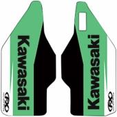 Kit déco protection de fourche FX FACTORY KAWASAKI 125/250 KX 1994-2008 Kit déco protection de fourche