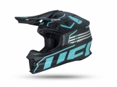 Casque CROSS UFO Intrepid BLEU casques