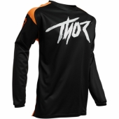 MAILLOT KID THOR SECTOR LINK NOIR/ORANGE maillot pantalon kids