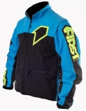 VESTE ENDURO LIGHT RACER  FIRST RACING BLEU/FLUO vestes