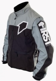 VESTE ENDURO LIGHT RACER FIRST RACING NOIR/GRIS vestes