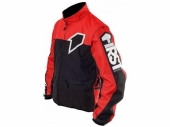 VESTE ENDURO LIGHT RACER FIRST RACING NOIR/ROUGE vestes