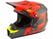 Casque ANSWER AR5 Voyd ORANGE/CHARCOAL/ACID casques