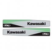 STICKER PROCTION BRAS OSCILLANT EFFEX KAWASAKI 80-100 KX 1998-2020 Sticker de protection de bras oscillant