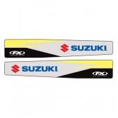 STICKER PROCTION BRAS OSCILLANT EFFEX SUZUKI 125/250 RM 1996-2008 Sticker de protection de bras oscillant