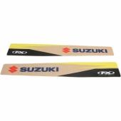STICKER PROCTION BRAS OSCILLANT EFFEX SUZUKI 450 RM-Z  Sticker de protection de bras oscillant