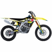KIT DECO FACTORY EFFEX EVO SUZUKI 450 RM-Z 2008-2017 kit deco effex